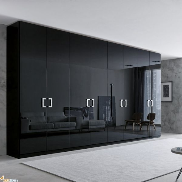 Widely Used I Wardrobes – Bespoke Furniture Maker In Covent Garden, London (Uk) Pertaining To Gloss Black Wardrobes (View 14 of 15)