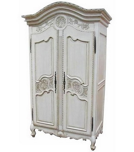 Widely Used Important Considerations To Choose The Best Vintage Wardrobes Pertaining To Antique White Wardrobes (View 13 of 15)