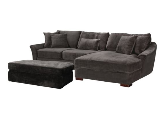 Widely Used Innovative Double Chaise Lounge Sofa Double Wide Chaise On Within Wide Chaise Lounges (View 15 of 15)
