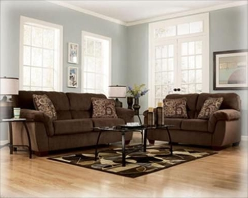 Widely Used Living Room : Brown Sofa Couch Pillows Living Room Colors Paint Throughout Brown Sofa Chairs (View 10 of 10)