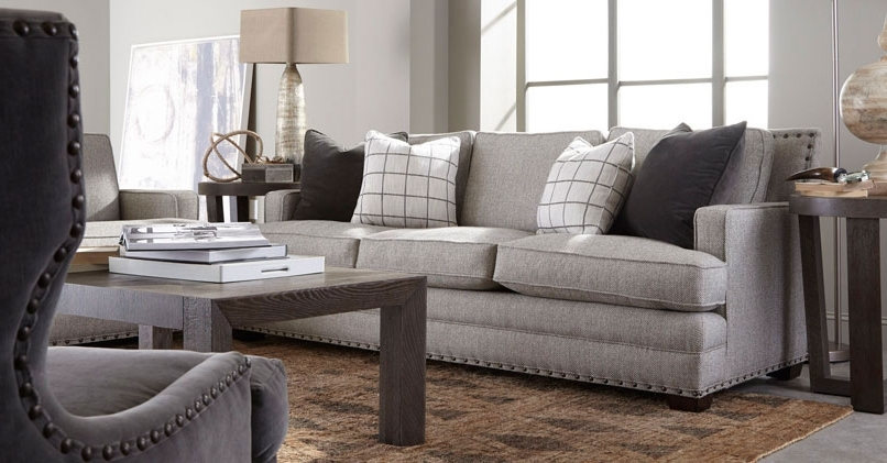 Widely Used Living Room Furniture – Story & Lee Furniture – Leoma Inside Huntsville Al Sectional Sofas (View 10 of 10)