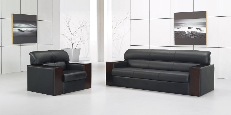 Widely Used Modern Office Sofas (View 10 of 10)