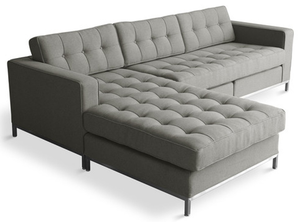 Widely Used Modern Sectional Sofas For Small Spaces Intended For Modern Sectional Sofas For Small Spaces : Modern Sectional Sofas (View 10 of 10)