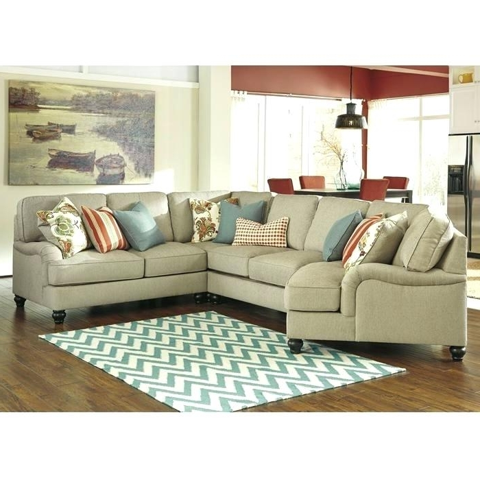Widely Used Nebraska Furniture Mart Sectional Sofas Pertaining To New Nebraska Furniture Mart Couches Or 4 Piece Sectional In Putty (View 4 of 10)