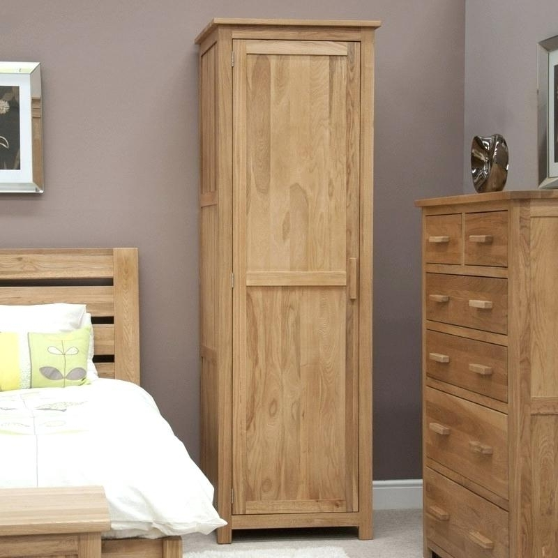Featured Photo of Small Single Wardrobes