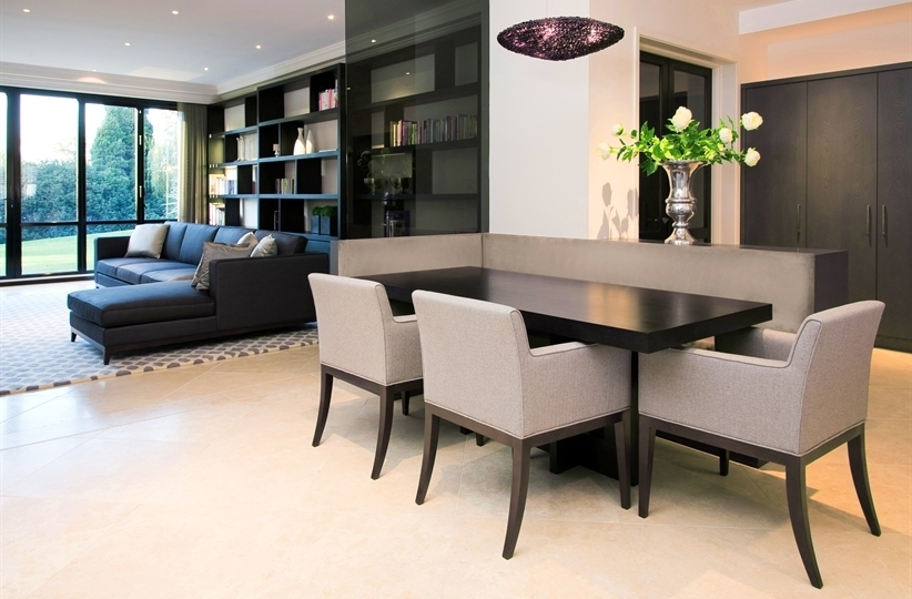 Widely Used Sofa Chairs With Dining Table In Byron Carver – Dining Chairs – The Sofa & Chair Company (View 10 of 10)