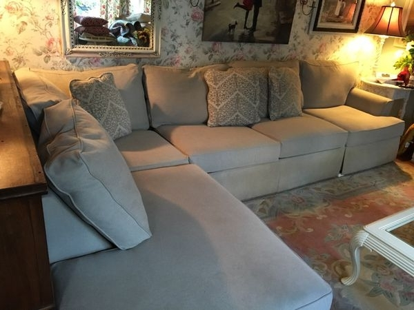 Widely Used Virginia Beach Sectional Sofas Inside Reduced Large Sofa Couch From