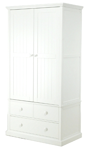 Widely Used White Cheap Wardrobes Inside Wardrobes ~ Cheap Childrens Wardrobes Uk Baumhaus Amelie Oak (View 13 of 15)