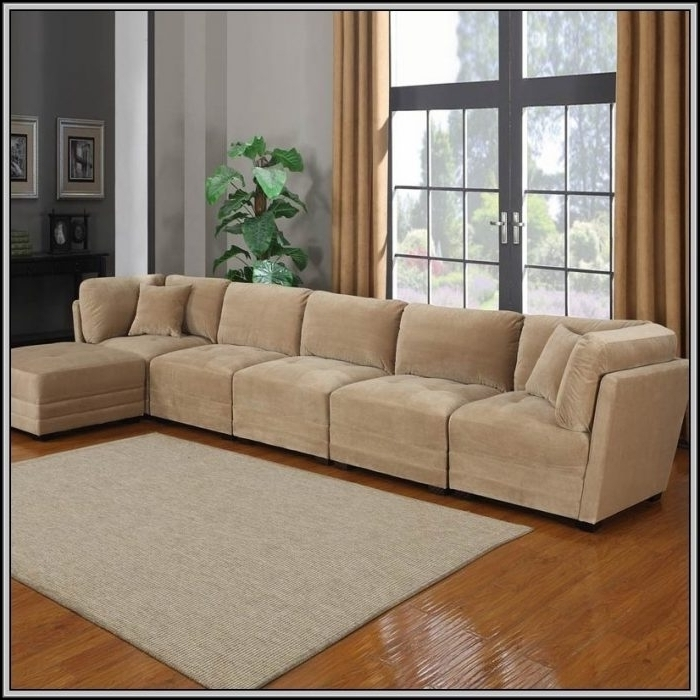 Wonderful Living Room 6 Piece Modular Sectional Sofa Leather Home Pertaining To Trendy 6 Piece Leather Sectional Sofas (View 10 of 10)