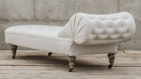 Wonderful Maddox Tufted Chaise Traditional Indoor Chaise Lounge For Most Up To Date Tufted Chaise Lounges (View 15 of 15)