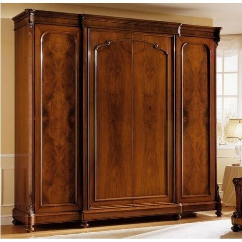 Wooden Wardrobe (View 12 of 15)