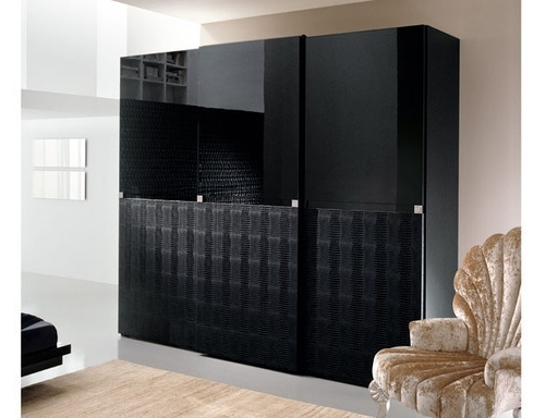 Wooden Wardrobes – Designer Wardrobe Manufacturer From Thane Inside Most Up To Date Black Wood Wardrobes (View 6 of 15)