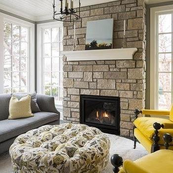 Yellow Sofa Chairs Regarding Latest Mustard Yellow Sofa Design Ideas (Gallery 2 of 10)