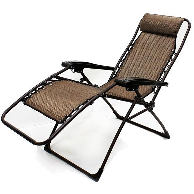 Featured Photo of Zero Gravity Chaise Lounge Chairs