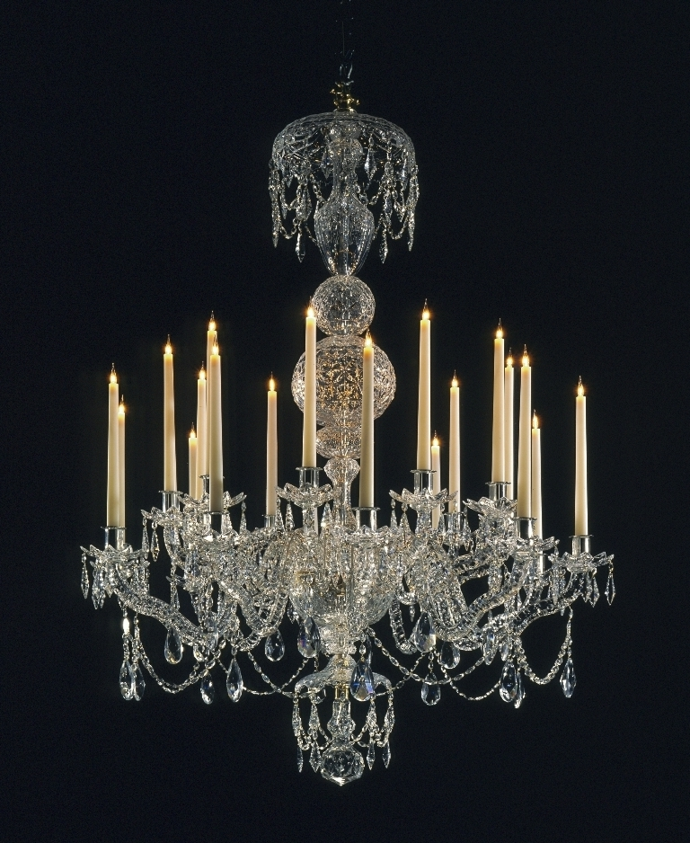 Featured Photo of Georgian Chandelier