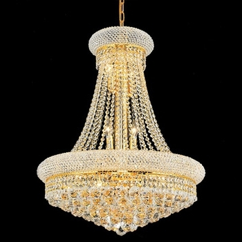 2017 Big Crystal Chandelier Pertaining To Brilliant Big Crystal Chandelier,empire Chandelier Light – Buy (View 1 of 10)