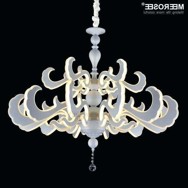 2017 Cheap Acrylic Chandeliers Engaging Gray Wedding Chandelier Orange Inside Acrylic Chandeliers (View 1 of 10)