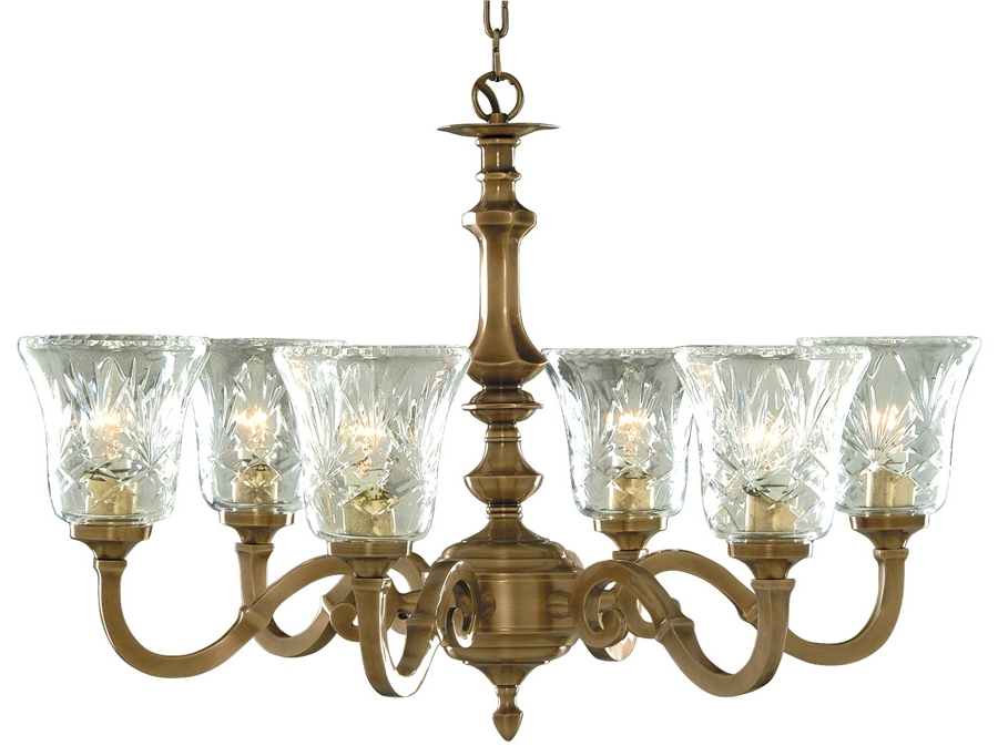 2017 Malaga Solid Antique Brass Chandelier How To Paint For Contemporary Regarding Large Brass Chandelier (View 10 of 10)