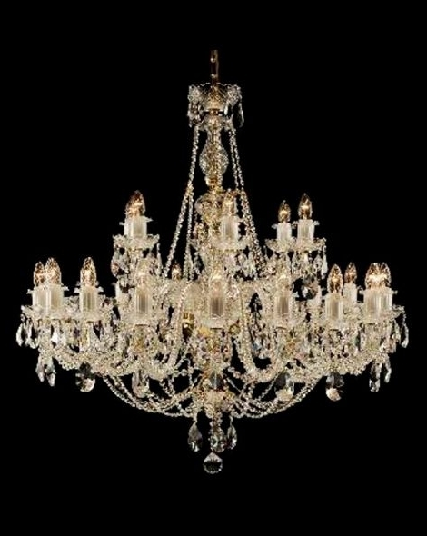 2017 Ornate Chandeliers Pertaining To Large Ornate Chandelier (View 1 of 10)