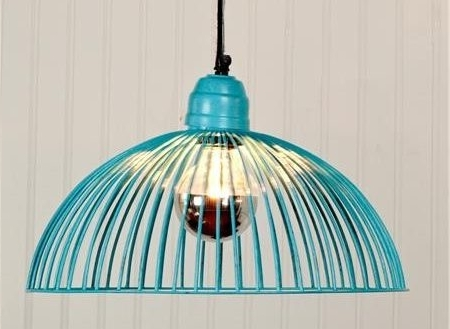 2017 Pendant Lighting Ideas Top Turquoise Light Shade Incredible For 1 With Turquoise Pendant Chandeliers (View 1 of 10)
