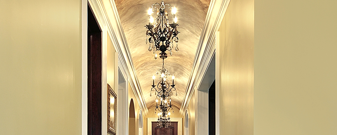 2017 Small Hallway Chandeliers Intended For How High To Hang Your Lighting With Regard Attractive Home Small (View 1 of 10)