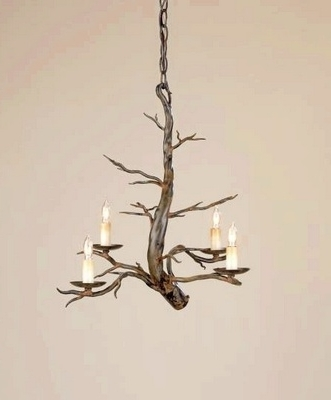 Featured Photo of Small Rustic Chandeliers