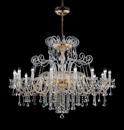 2018 Antique Looking Chandeliers In Antique Style Chandeliers – Murano (View 1 of 10)