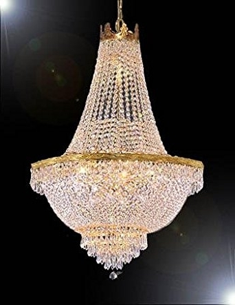 Featured Photo of French Crystal Chandeliers