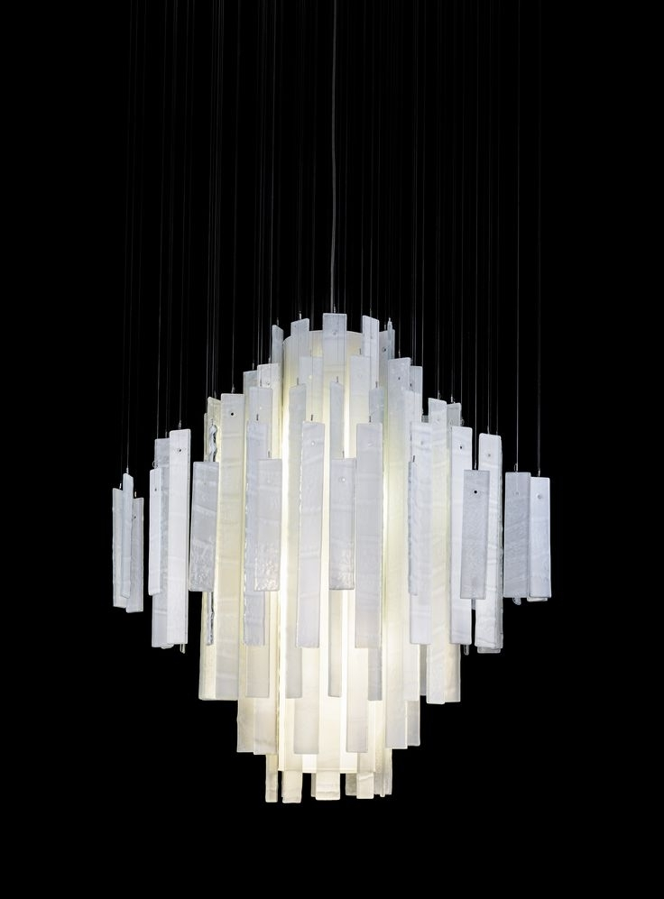 24 Best Modern Two Story Chandelier, Contemporary Long Chandeliers Pertaining To Trendy White Contemporary Chandelier (View 1 of 10)