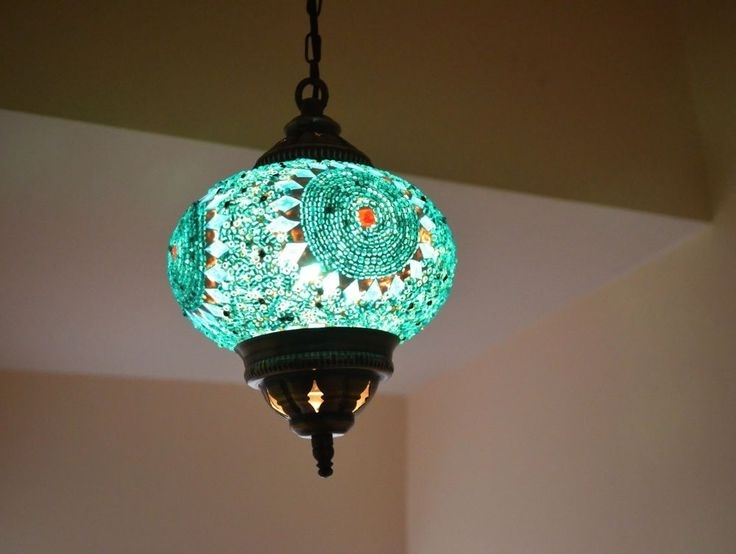 243 Best Moorish Lamps Images On Pinterest (View 1 of 10)