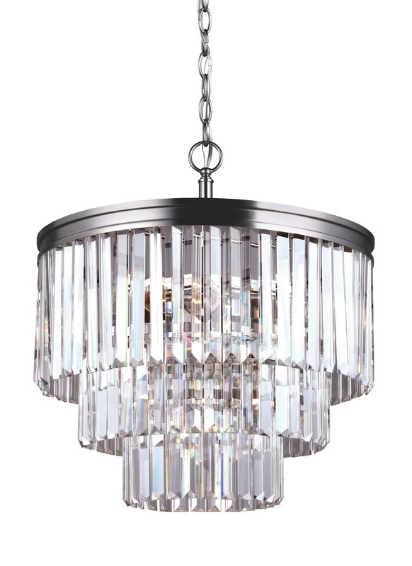 Allmodern In 2018 4 Light Crystal Chandeliers (View 4 of 10)