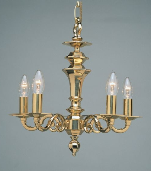 Antique Intended For 2018 Flemish Brass Chandeliers (View 2 of 10)