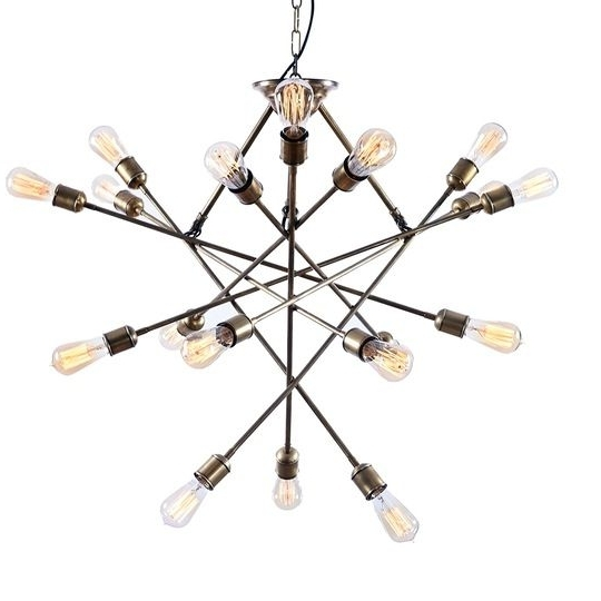 Atom Chandeliers For 2018 9 Best Lamparas Schwung Images On Pinterest (View 6 of 10)