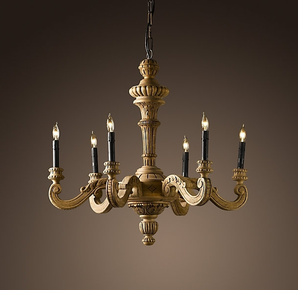 Baroque Chandelier With Regard To Recent If You Don't Mind The Price, This 19Th C (View 2 of 10)