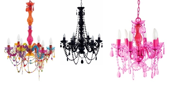 Top 10 of fuschia chandelier baroque inspired ceiling light view 1 of 10 aloadofball Choice Image