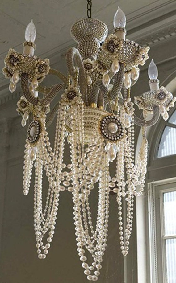 Beautiful Chandelier Pertaining To Widely Used Beautiful Chandelier Designs (68 Modern Examples) (View 2 of 10)