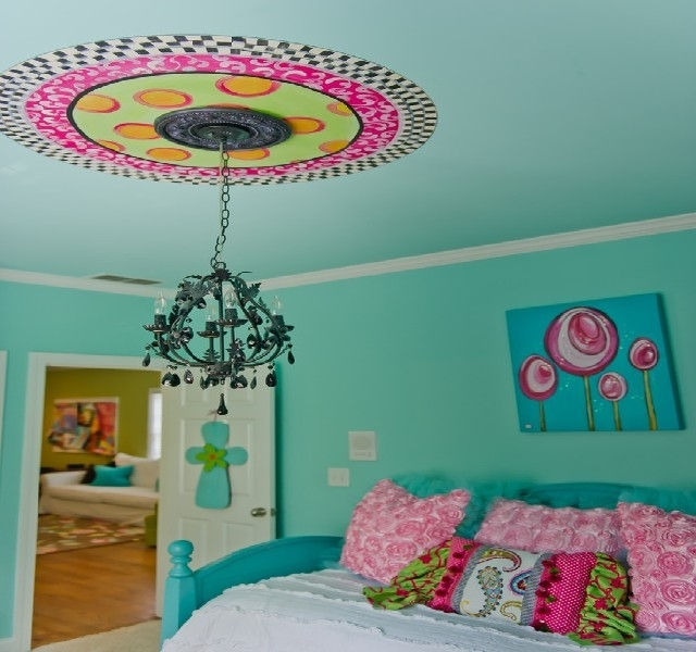 Bedroom Chandeliers For Teenagers (View 1 of 10)