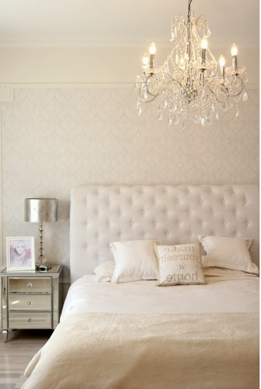 Bedroom Chandeliers Within Well Liked 10 Most Pretty & Inspirational Bedroom Must Haves (View 5 of 10)