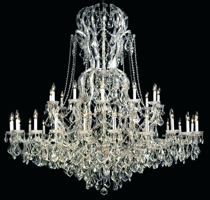 Best And Newest Expensive Crystal Chandeliers Worlds Most Expensive Crystal Intended For Expensive Crystal Chandeliers (View 2 of 10)