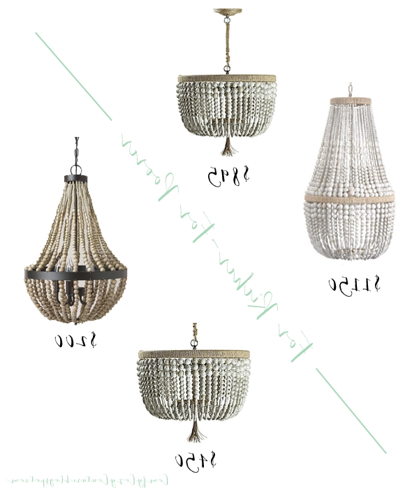 Best And Newest Lily Chandeliers Inside For Richer Or For Poorer…beaded Chandeliers – Comfy Cozy Couture (View 1 of 10)