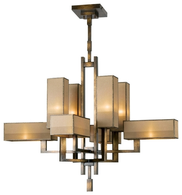 Best And Newest Modern Bronze Chandelier – Buzzmark With Regard To Bronze Modern Chandelier (View 3 of 10)