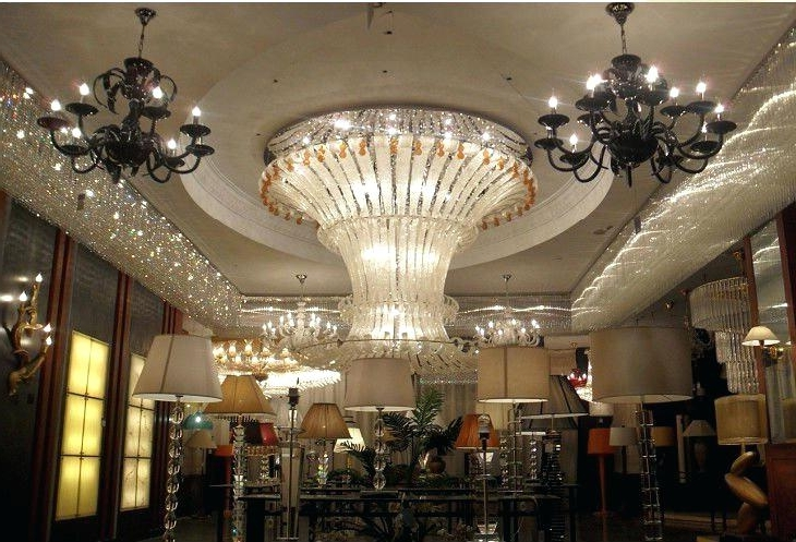 Big Chandeliers Intended For 2017 Huge Chandeliers For Sale – Stephenphilms (View 3 of 10)