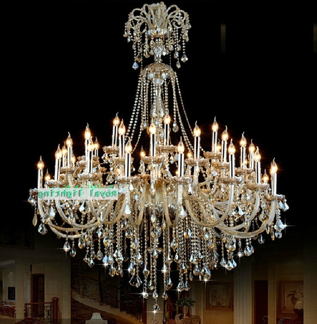 Featured Photo of Ballroom Chandeliers