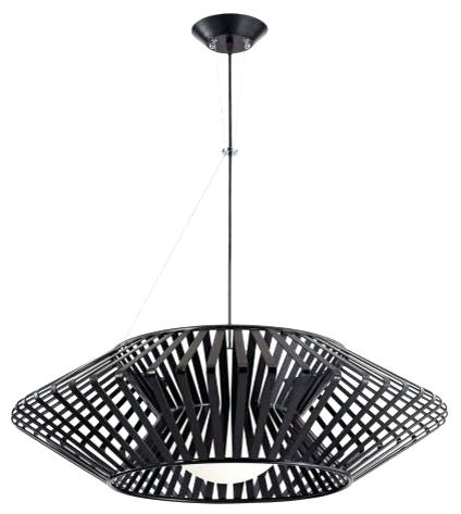Black Contemporary Chandeliers Modern Chrome Chandelier Modern Black In Trendy Black Contemporary Chandelier (View 3 of 10)