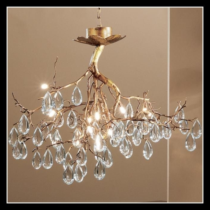 Featured Photo of Branch Crystal Chandelier