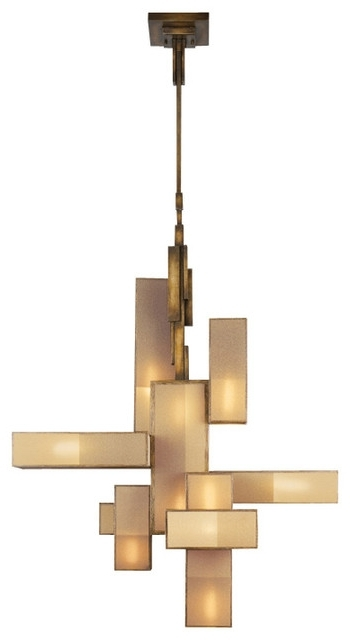 Bronze Modern Chandelier Within Well Known Fine Art Lamps Perspectives Chandelier 732040 Modern For Awesome (View 4 of 10)