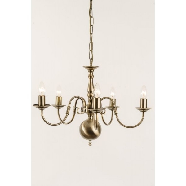 Bruges Chandelier – Cotterell & Co (View 3 of 10)