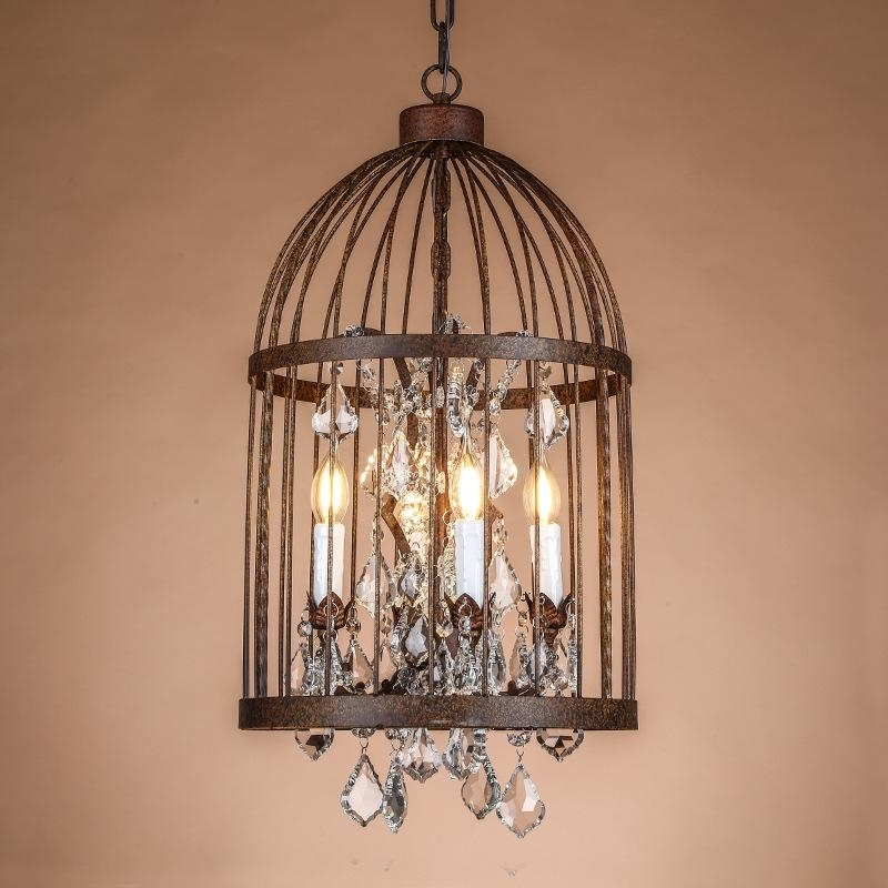 Featured Photo of Cage Chandeliers