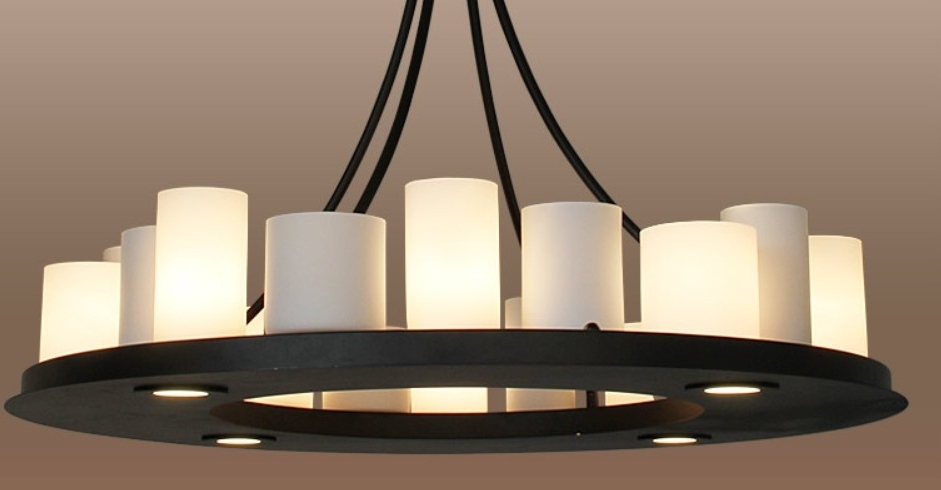Candle Light Chandelier – Chandelier Designs Intended For Best And Newest Candle Light Chandelier (View 4 of 10)