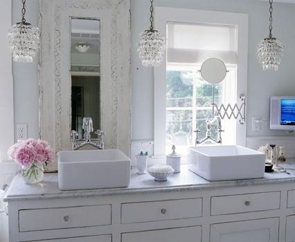 Chandelier Bathroom Lighting With 2018 Alluring Chandelier Bathroom Lighting Design7361104 Small (View 4 of 10)